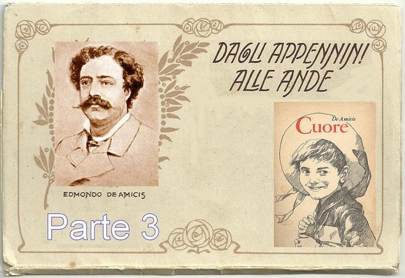 Dagli Appennini alle Ande Part 3