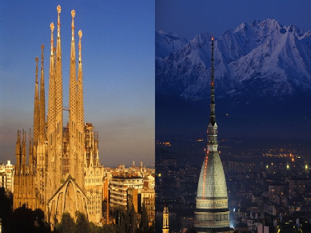 TWIN CITIES TORINO - BARCELLONA