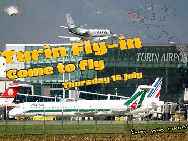 TURIN FLY IN LIRN LIMF