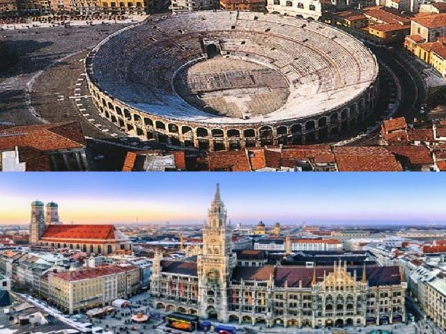 TWIN CITIES VERONA MONACO DI BAVIERA