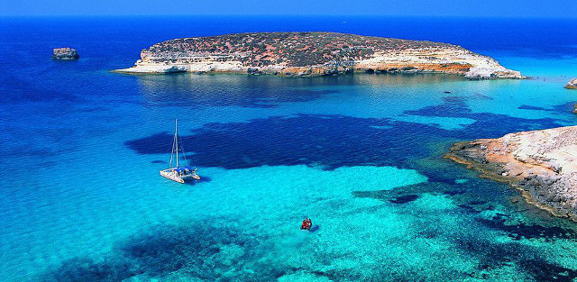 Natale a Lampedusa