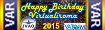 Buon Compleanno Multiplo
