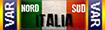 Nord - Sud Italia VFR