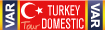 Ivao- Turkey domestic tour 2019