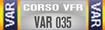 Superamento corso VFR